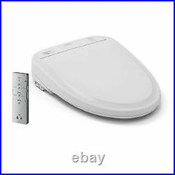 Toto SW583#01 S350e Round Bidet Toilet Seat with Auto Open and Close and ewater+