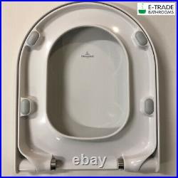 Villeroy & Boch Subway 2.0 Seat Wc Toilet Seat Soft Closing Slim And Regular