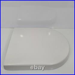 Villeroy & Boch Subway Toilet Seat Quick Release 9955Q101 9M55Q101