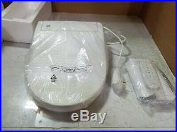 YANXUAN White Round Toilet Seat Bidet (YX-ETS002) FREE SHIPPING